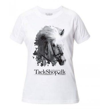 T-shirt med islænder