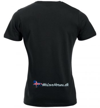 T-shirt - Peace Love Happiness
