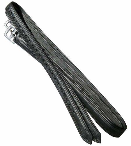 Stigremme i læder