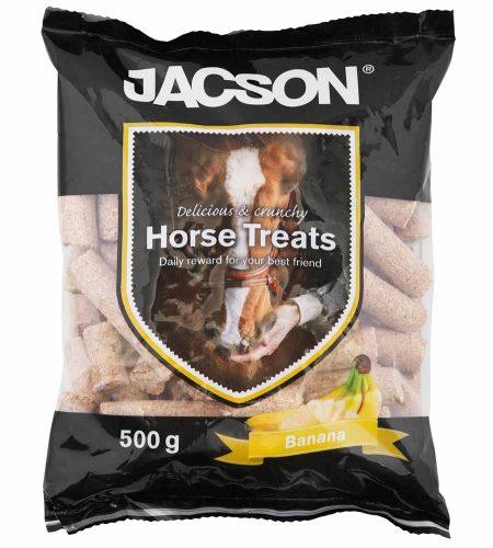 Hestebolcher med banansmag 500 g