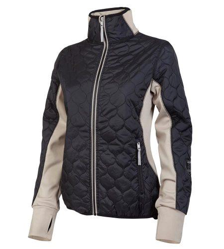 Quiltet jakke fra Jacson