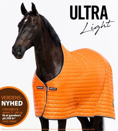 Ultra Light Stalddækken